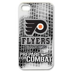 Iphone 4 4s Case Cover NHL Philadelphia Flyers Apple Iphone 4 4s:
