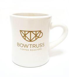 Bow Truss Diner Mug