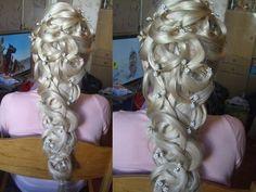 Strange 1000 Images About Bridal Hair On Pinterest Formal Updo Updo Short Hairstyles Gunalazisus