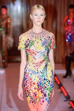 Yulia Yanina - Haute couture - Printemps-été 2013