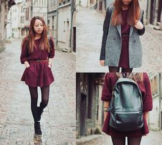 - backpack is back! (by Johanne D.) http://lookbook.nu/look/4486385-backpack-is-back