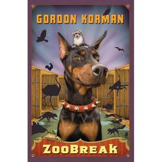 The sequel to Gordon Korman's SWINDLE - the Man With A Plan is back!When Griffin Bing's class goes to a floating zoo, they don't expect t...