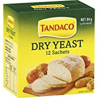 Tandaco Dry Yeast X Dry Yeast Gourmet Recipes Bread Improver