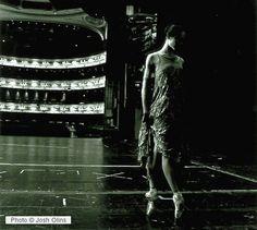 Svetlana Zakharova /photo by Josh Olins /Bolshoi Theatte