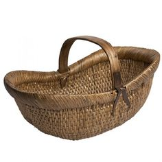 Great basket for throws and pillows