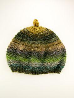 Original beautiful hand-knit hat by Zirafos on Etsy