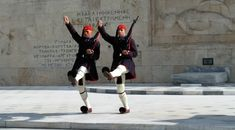 Visiting Athens at Christmas #greek #travel Check out the post!