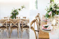 Lovestruck Wedding Hire Cross Back Chairs