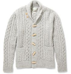 Levi cable cardigan, men's trends