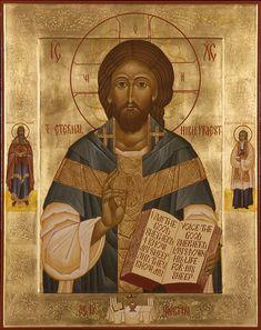 Christ the Great High Priest – Seraphic Restorations