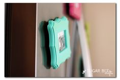 Mini Frame Fridge Magnets