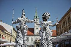 zebra urbanski& pop (25) by ŠPANCIRFEST, via Flickr