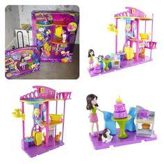 Polly Pocket Hangout House #Toys