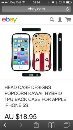 Super Kawaii IPhone case  it is soo Kawaii ( cute )