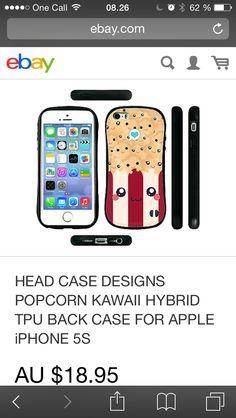 Super Kawaii IPhone case  it is soo Kawaii ( cute )