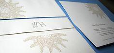 Papelería: invitación de boda. Graphic identity. www.balto.es