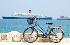 Cycle the south of Zante island - Top 20 Things to do on Zante holidays Greece Holidays, Purple Tips, Sailing, Things To Do, Island, Beach, Top, Travel, Candle
