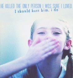 Hunger Games Quote / Mocking Jay / Katniss / Prim