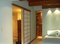 Master Bathroom (Japanese influence) - asian - bathroom - seattle - Ten Directions Design, Architects