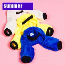 Pet Clothing dog pants soft warm winter Chihuahua Pet trousers coral fleece easy for matching small dogs teddy clothes winter(China)