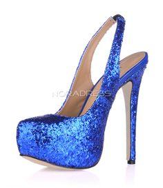 stiletto-heel-sparkling-glitter-graduation-graceful-heels