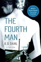 The fourth man.  Author: Kjell Ola Dahl  Publisher: New York : Thomas Donne Books, ©2008.  Summary:In the course of a routine police raid, Detective Inspector Frank Frølich of the Oslo Police saves Elizabeth Faremo from getting inadvertently caught in the crossfire. Some weeks later, Frølich coincidentally runs into her again --- but their ensuing affair is no accident. By the time he learns that she is no stranger...