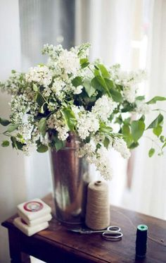 Use flower power to decorate your living space