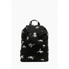 Baggu Classic Backpack ($28) ❤ liked on Polyvore featuring bags, backpacks, sailor stripe, flap backpack, striped backpack, backpack bags, baggu bags and flap bag