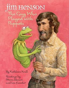 Book Review: Jim Henson, The Guy Who Played With Puppets