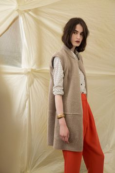 Rachel Comey Resort 2014 Collection Slideshow on Style.com