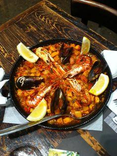 Nou Candanchu Barcelona restaurant