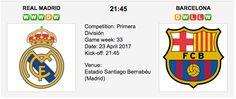 Real Madrid vs. Barcelona - Betting Preview & Tips La Liga - El Clasico 2017