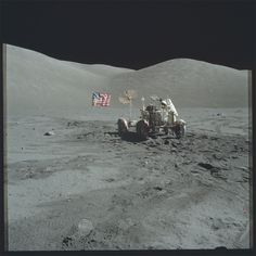 NASA just released more than photos of the Apollo mission photos to the public. If you don't have time to scroll through hundreds of crater pictures, you're in luck! Here are the top 10 photos you have to see. Apollo Moon Missions, Apollo Space Program, Nasa Astronauts, Space Race, Space And Astronomy, Hubble Space, Moon Landing, To Infinity And Beyond, Space Exploration