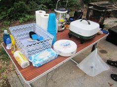 Camping Trip  TIPS! (includes a complete list of needed camping supplies)