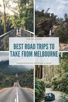 Ultimate guide to the best road trips you need to take from Melbourne. This covers the best trips from one day to multi day holidays in Victoria, Australia. Including the best times to go, and highlights in each stop. Great Ocean Road, Grampians National Park, Yarra Valley, The High Country, Phillip Island and Wilsons Prom. Perfect for Vanlife Australia #roadtrip #roadtripaustralia #vanlifeaustralia #vanlife #melbourne #australiatravel #visitvictoria #victoriaroadtrip #seeaustralia Roadtrip Australia, Australia Travel Guide, Melbourne Trip, Melbourne Australia, Road Trip Hacks, Road Trips, Travel Pictures, Travel Photos, Melbourne Victoria