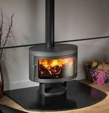 Contemporary Wood Stoves Uk Home Decorating Trends Homedit Modern Burning Usa Scotland April Piluso