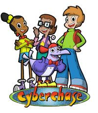 Not only was I obsessed with Cyberchase the show, but Cyberchase the online game. Intense stuff right there.