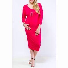 💕Host Pick💕  Dress NWOT Cotton spandex dress 1x fits 16/18 Dresses