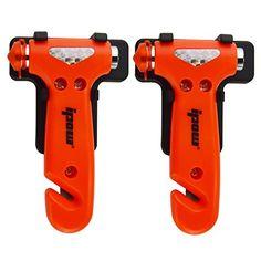 2 PCS IPOW Car safety Antiskid Hammer Seatbelt Cutter Eme... https://www.amazon.com/dp/B00F7YMUWU/ref=cm_sw_r_pi_dp_x_JzHdybXPZYBYD