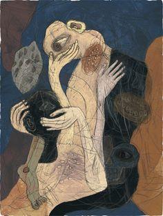 Toshihiko Okuya, untitled on ArtStack #toshihiko-okuya #art