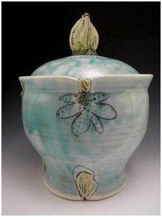 490e583873 Jennifer Mecca #HomeStyling #Pottery #Ceramic click for info. Ceramic Jars,  Ceramic