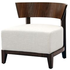 Unwind with your book club novel or savor a freshly-made martini in this stylish accent chair, showcasing a midcentury-inspired silhouette and classic uphols...