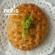 5 Dakika Tatlısı (Sütsüz, Yoğurtsuz) Turkish Sweets, Best Beauty Tips, Middle Eastern Recipes, Homemade Beauty Products, Food Items, Bon Appetit, Baked Potato, Deserts, Food And Drink
