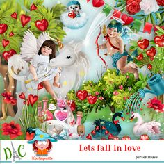 Lets fall in love by Kastagnette [kasta_LetsFallInLove] - Falling In Love, Disney Characters, Fictional Characters, Let It Be, Kit, Disney Princess, Fantasy Characters, Disney Princesses, Disney Princes