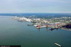 City Of Newport News Virginia aerial picture Newport News Virginia, Suffolk Virginia, Naval Station Norfolk, Virgina Beach, Garage Solutions, Elizabeth City, Virginia History, 7 Continents, Virginia Is For Lovers