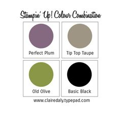 FREE 2017-19 In Color Combination Chart | Color club, Chart and ...