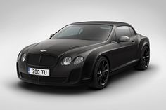 blk bently Ice Speed Record Limited Edition *drooool**
