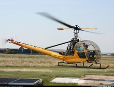 Hiller UH-12B aircraft picture