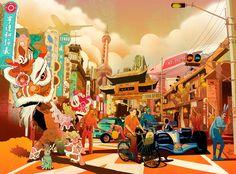 The Art Of Animation, Shan Jiang - Aka: kudamono790