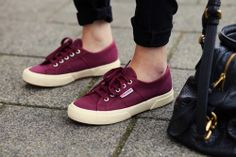 Superga - I want a pair in every colour!